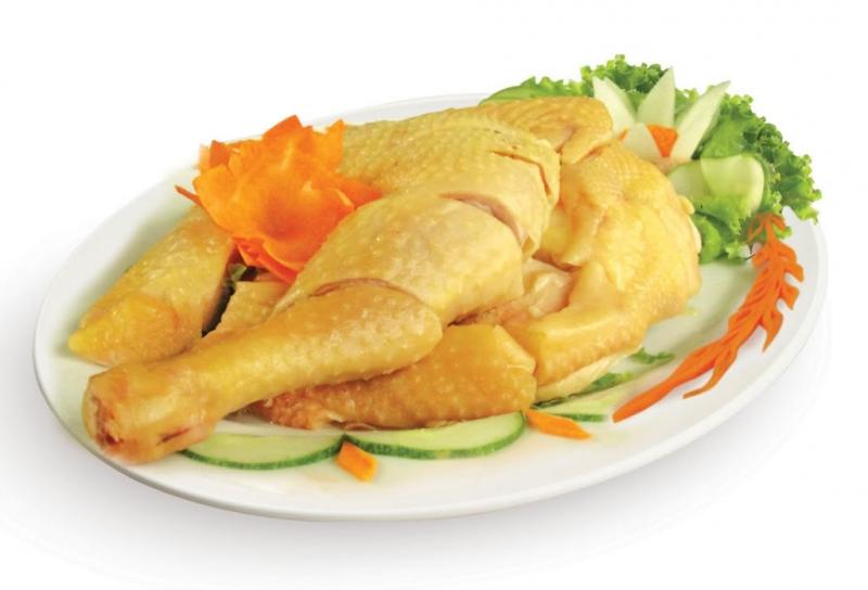 Thịt gà cũng sẽ hạn chế khả năng liền sẹo của da.