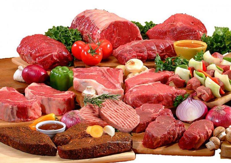 Thịt giàu chất béo