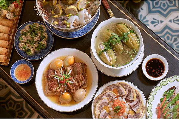 Thịt kho tàu, món ăn không thể thiếu trong ngày Tết