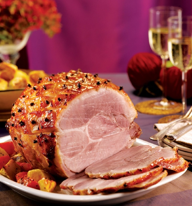 Thịt lợn muối giáng sinh