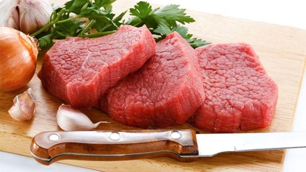 Thịt nạc có màu đỏ