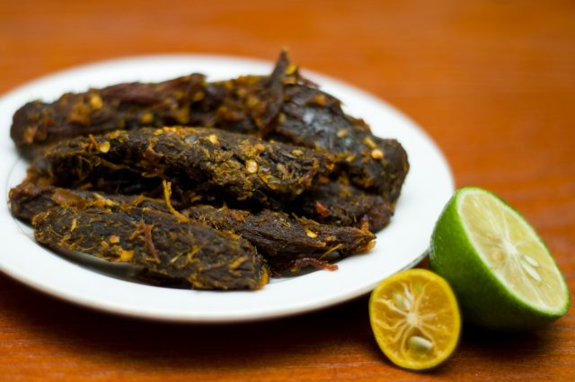 Thịt nai - Đặc sản rừng Tây Nguyên