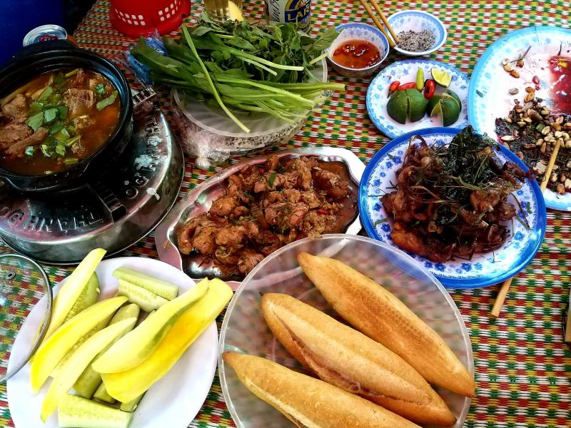 Thịt thỏ Thanh Nhu