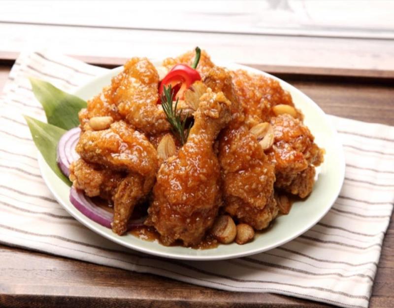 Thịt Tốt - Đà Nẵng Chicken Musoe Style