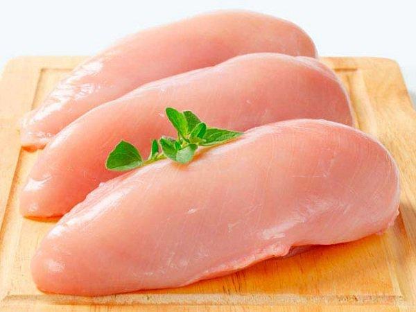 Thịt ức gà