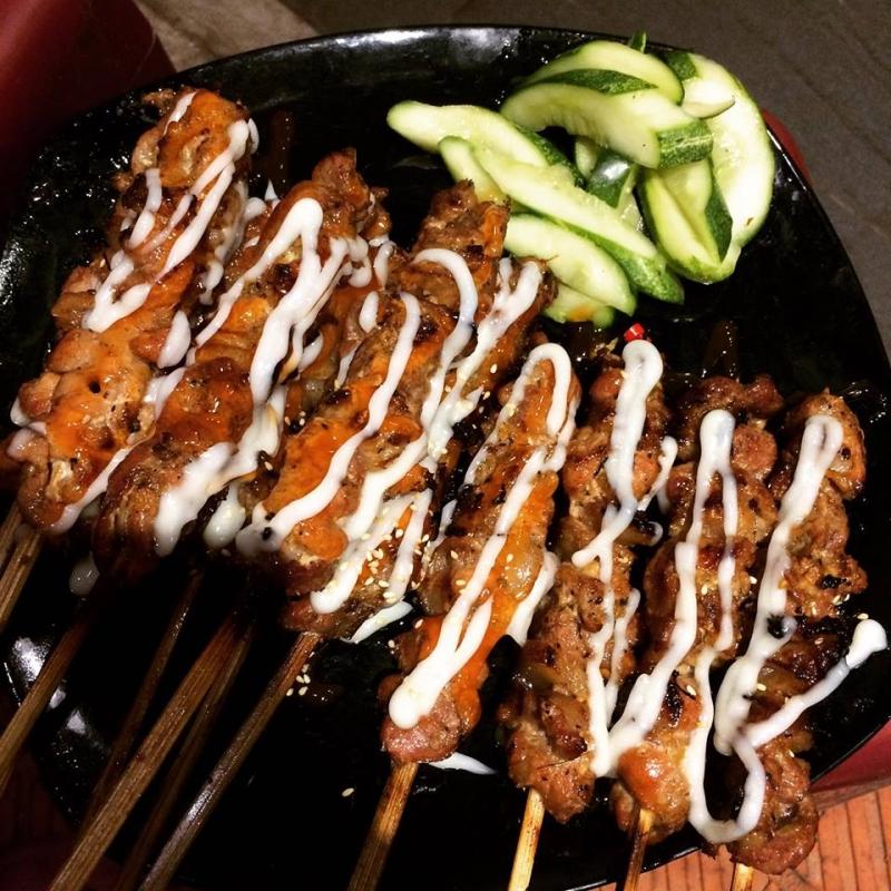 Thịt Xiên Nướng - Nguyễn Ngọc Vũ