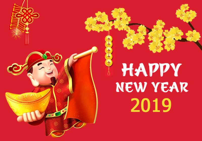 Thơ Chúc Mừng Năm Mới Xuân Kỷ Hợi 2019