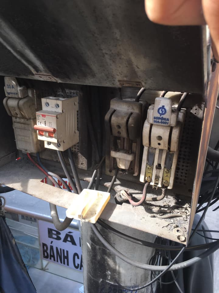 Thợ điện Nha Trang