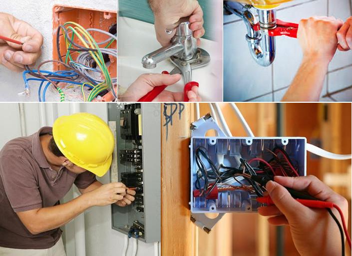 Thợ Sửa Chữa Điện Nước Quang Minh