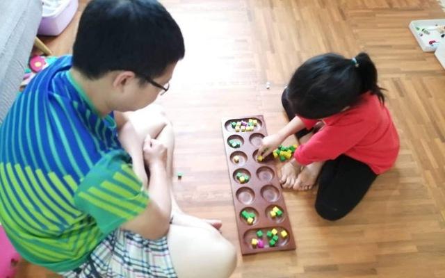 Thời gian học và chơi cần xen kẽ với nhau