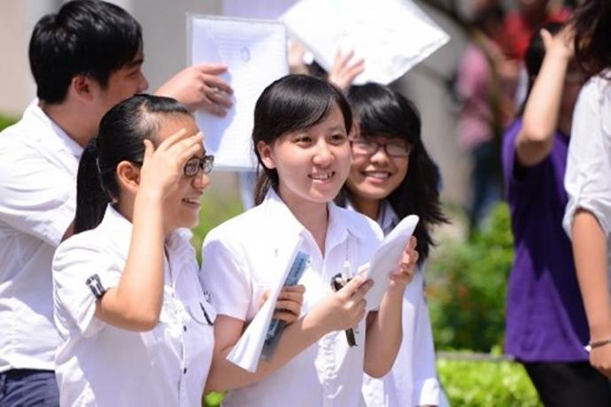 Thí sinh thi THPT quốc gia (nguồn internet)