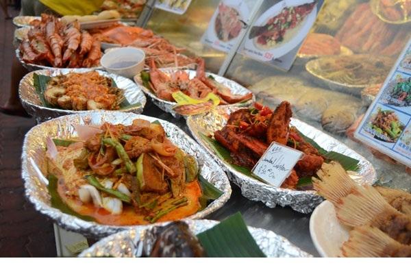 Lễ hội ẩm thực Singapore diễn ra vào tháng tư, cực kỳ sôi nổi và hào hứng