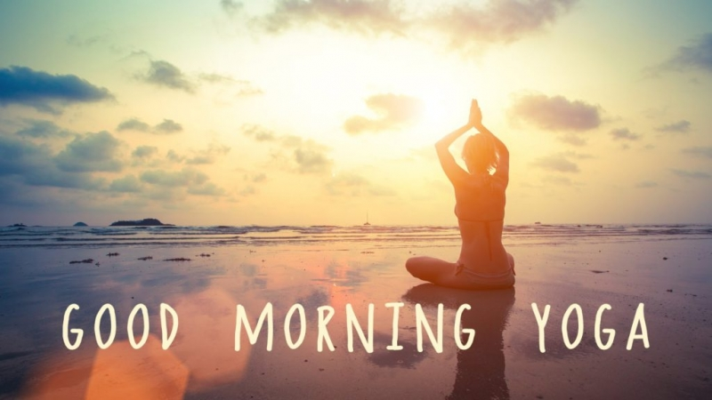 Nên tập luyện vào buổi sáng