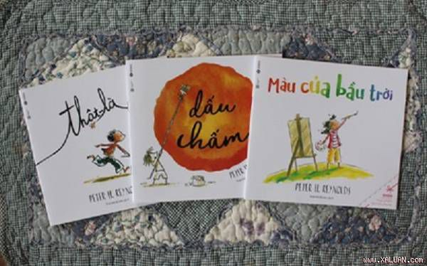 Tùy vào độ tuổi của con, cha mẹ hãy chọn những sách phù hợp.
