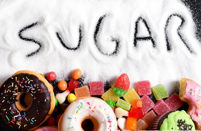 Thói quen giảm lượng đường tiêu thụ