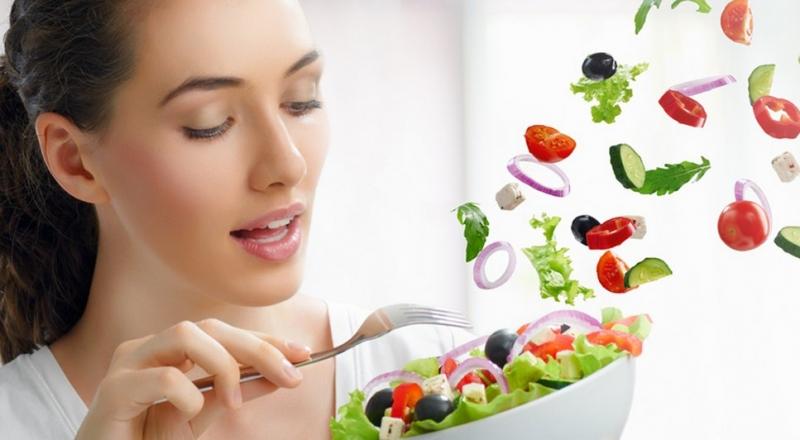 Thói quen ăn nhiều rau, chất xơ thực vật