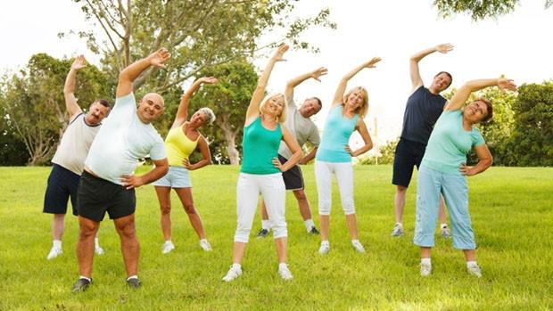 Thói quen tập thể dục