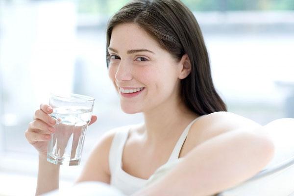 Thói quen uống nhiều nước