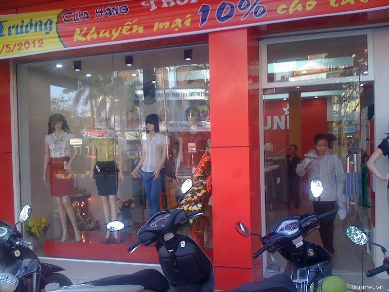 Thời trang công sở UNI Hàn Quốc tại Thái Bình