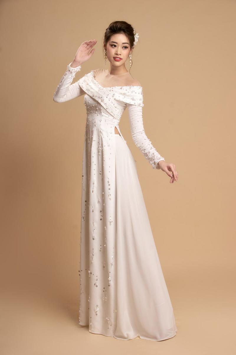 Top 10 cửa hàng may đo áo dài cưới đẹp nhất ở TPHCM