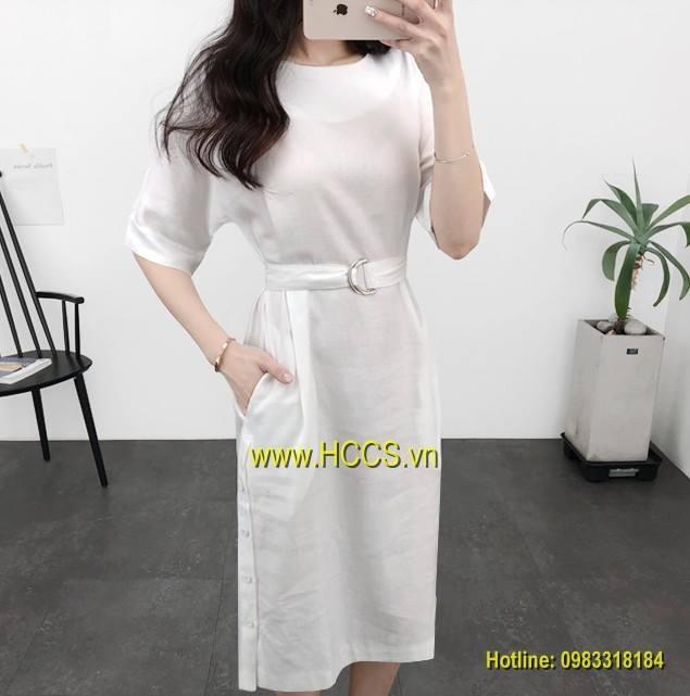 Mẫu áo sơ mi tại Hà Hàn Quốc (hình ảnh được lấy từ website của shop)