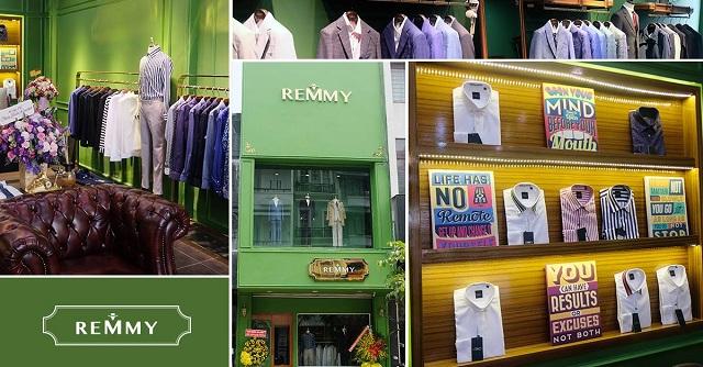 Thời trang nam Remmy