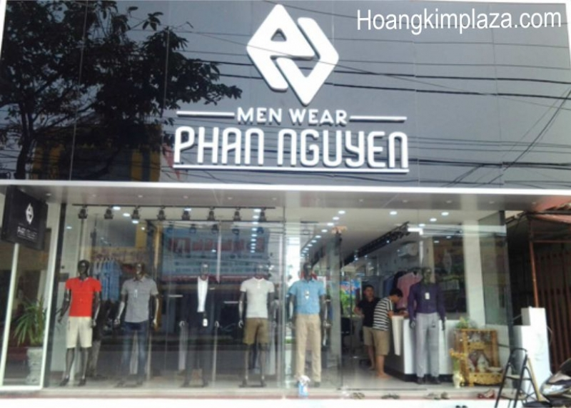 Thời trang Phan Nguyễn shop bán quần âu nam đẹp nhất Hà Nội