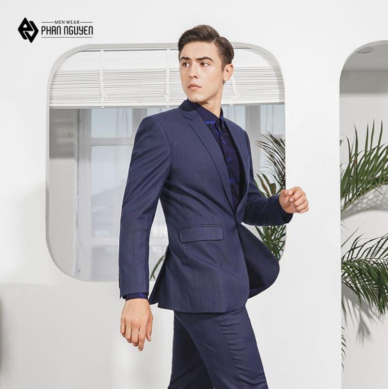 Những bộ vest ấn tượng tại Phan Nguyễn