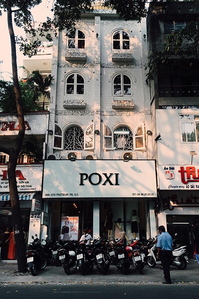 Cửa hàng thời trang Poxi