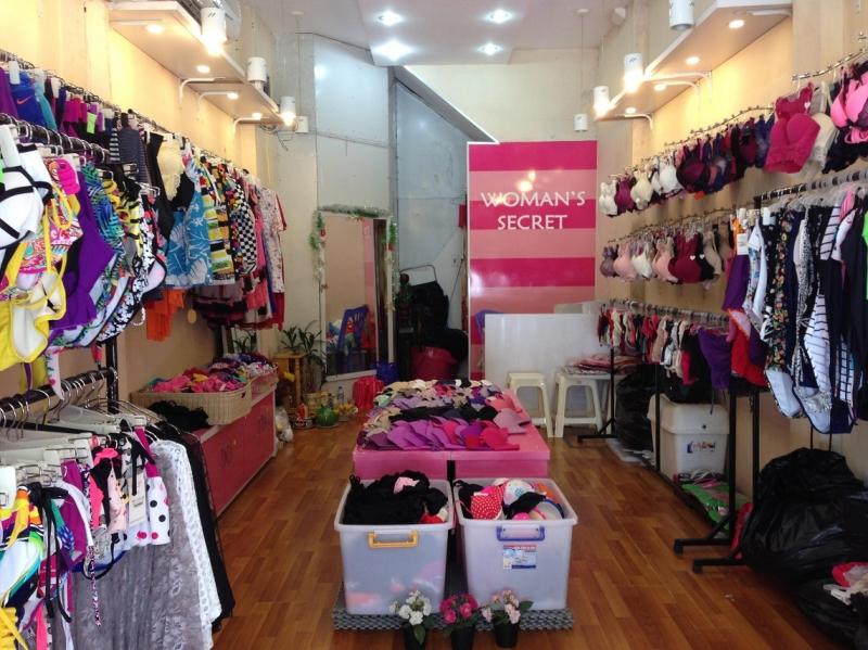 Shop thời trang T&B
