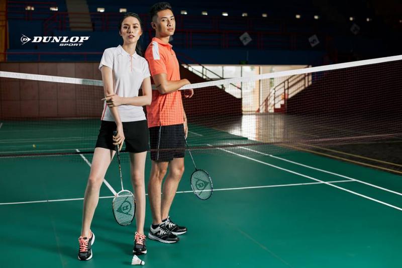 Thời trang thể thao Dunlop