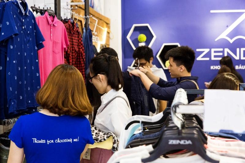 Thời trang Zenda shop bán quần âu nam, nữ đẹp nhất ở Hà Nội.