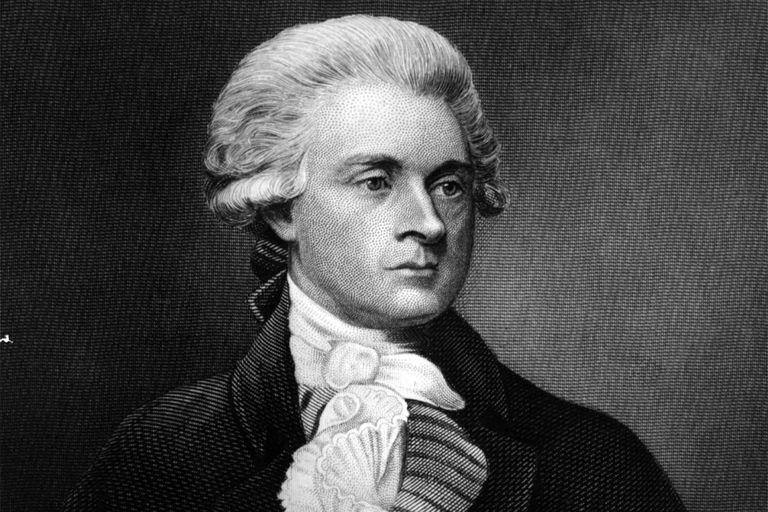 Cha đẻ của bản tuyên ngôn độc lập Hoa Kỳ (1776)