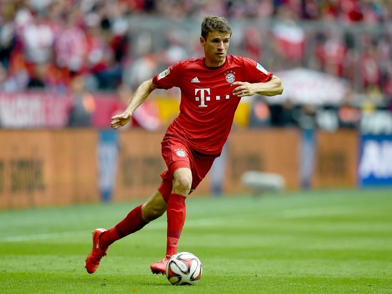 Müller là một cầu thủ xuất phát từ lò đào tạo của CLB Bayern Munich