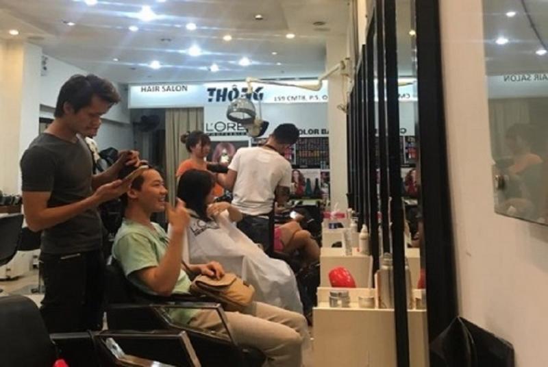 Thông Hair Salon Sài Gòn