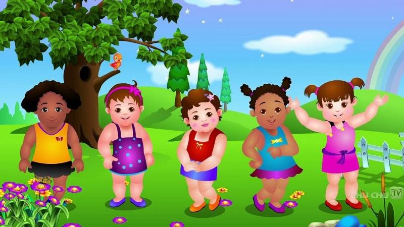 Thông qua bài hát tiếng Anh cho trẻ em