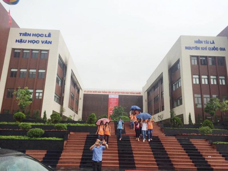 THPT chuyên Bắc Ninh