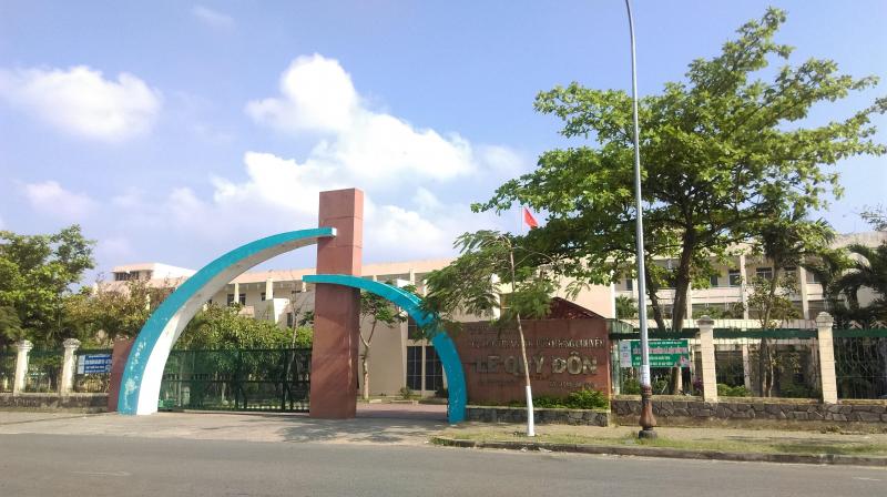 THPT Chuyên Lê Quý Đôn TP Đà Nẵng
