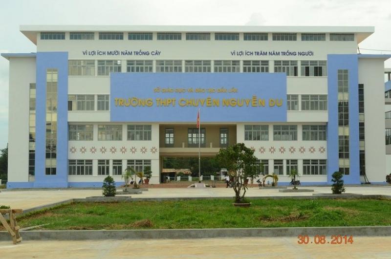 Trường Nguyễn Du