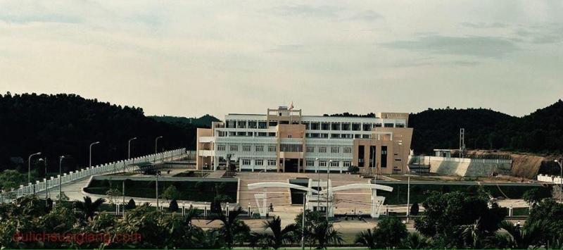 Trường quá đẹp