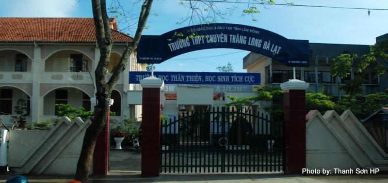 THPT Chuyên Thăng Long