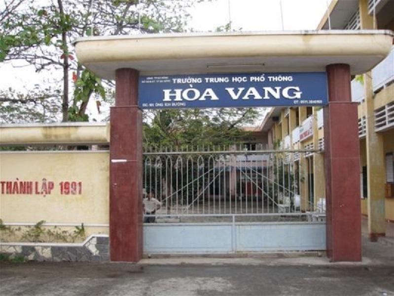 THPT Hòa Vang, Đà Nẵng