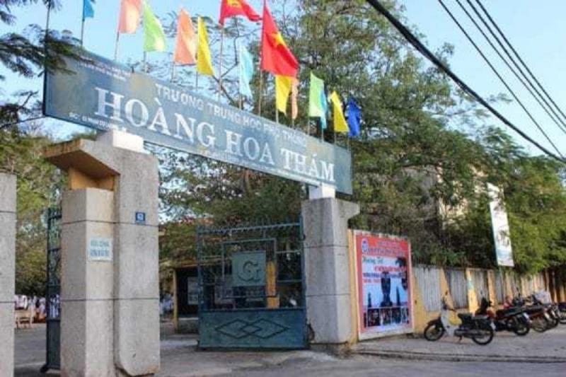 THPT Hoàng Hoa Thám