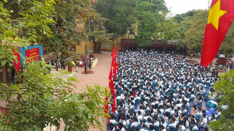 Trường THPT Hưng Yên