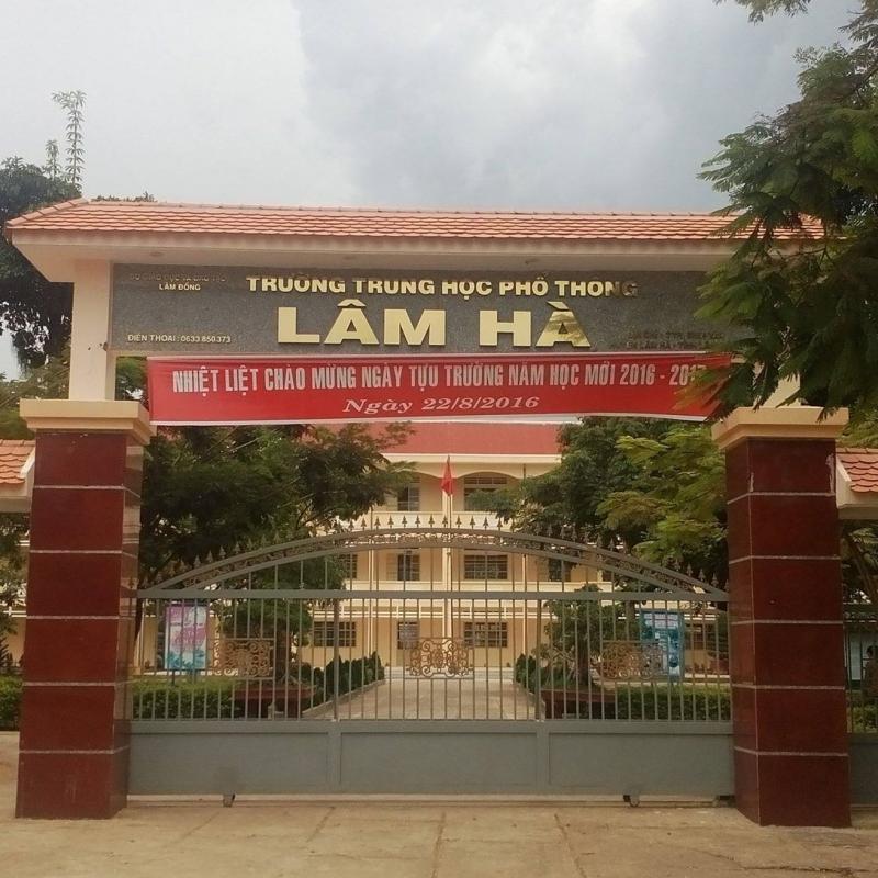 THPT Lâm Hà