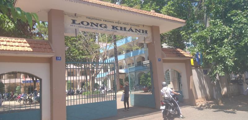 THPT Long Khánh