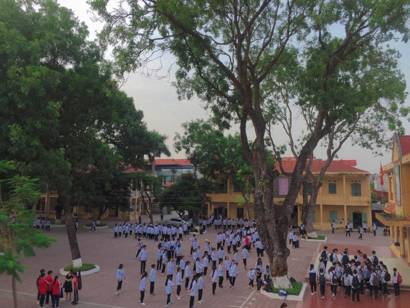 THPT Mê Linh