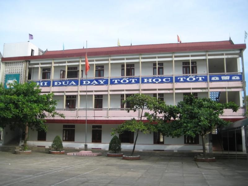 Trường PT Năng Khiếu Hà Tĩnh