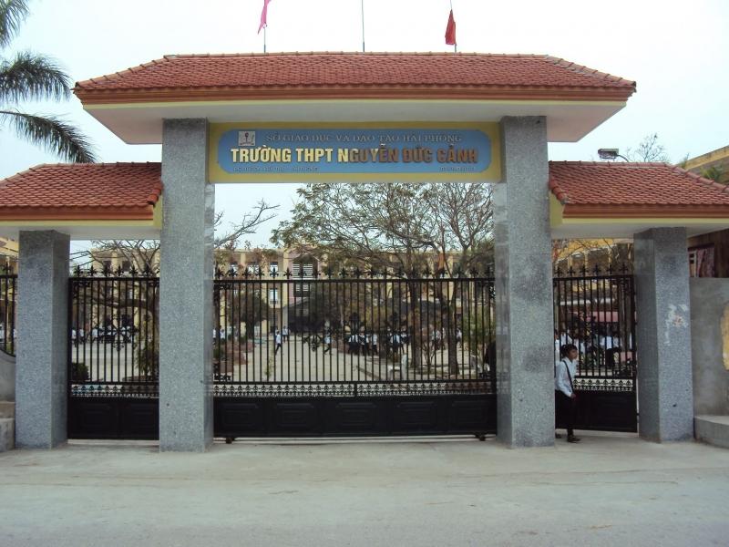 THPT Nguyễn Đức Cảnh