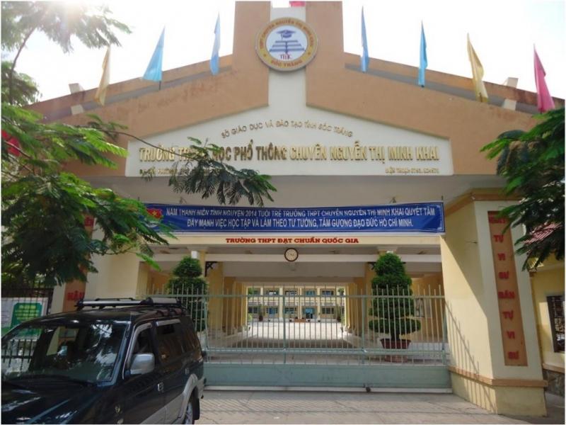 THPT Nguyễn Thị Minh Khai
